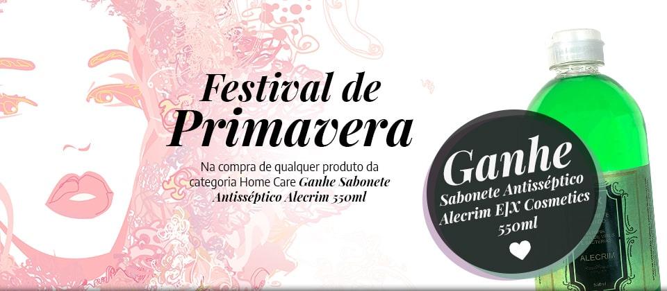 Festival da Primavera + home care