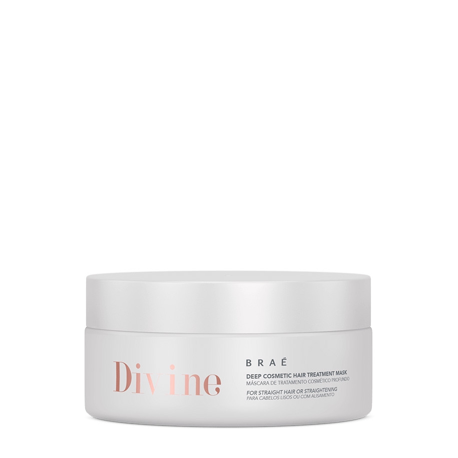 Braé Divine Absolutely Smooth Máscara Anti-frizz 200g