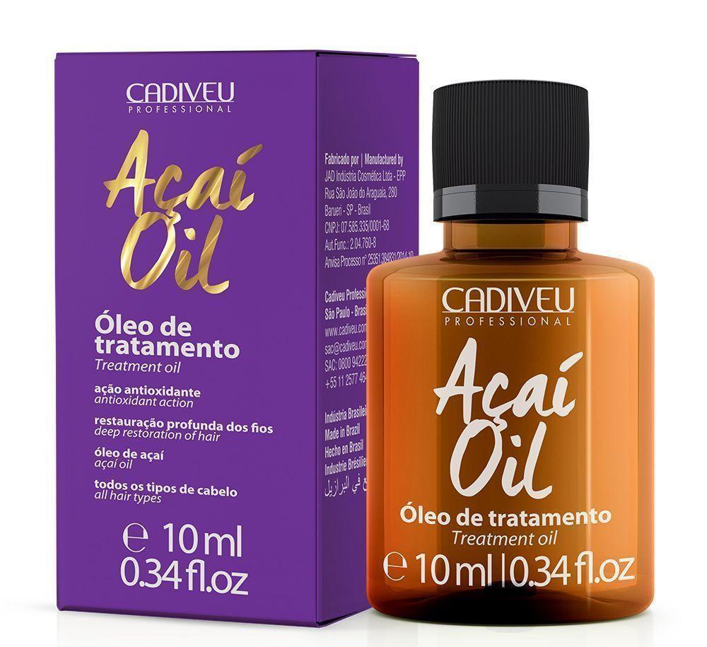 Cadiveu Açaí Oil Óleo de Tratamento 10ml