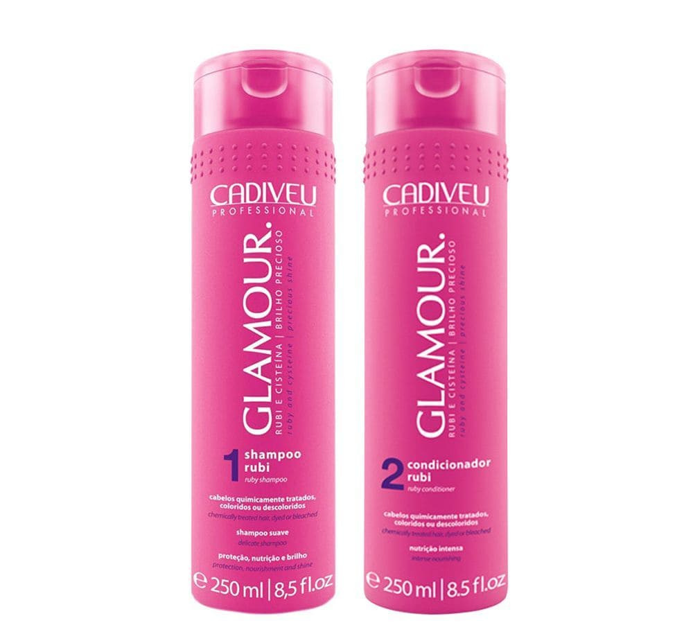 Cadiveu Glamour Kit Duo (2x250ml)