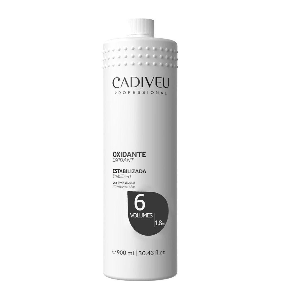 Cadiveu Ox Oxidante Estabilizada 6 Vol. 900ml