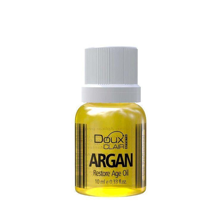 Doux Clair Effets Argan Restore Age Oil Ampola 10ml