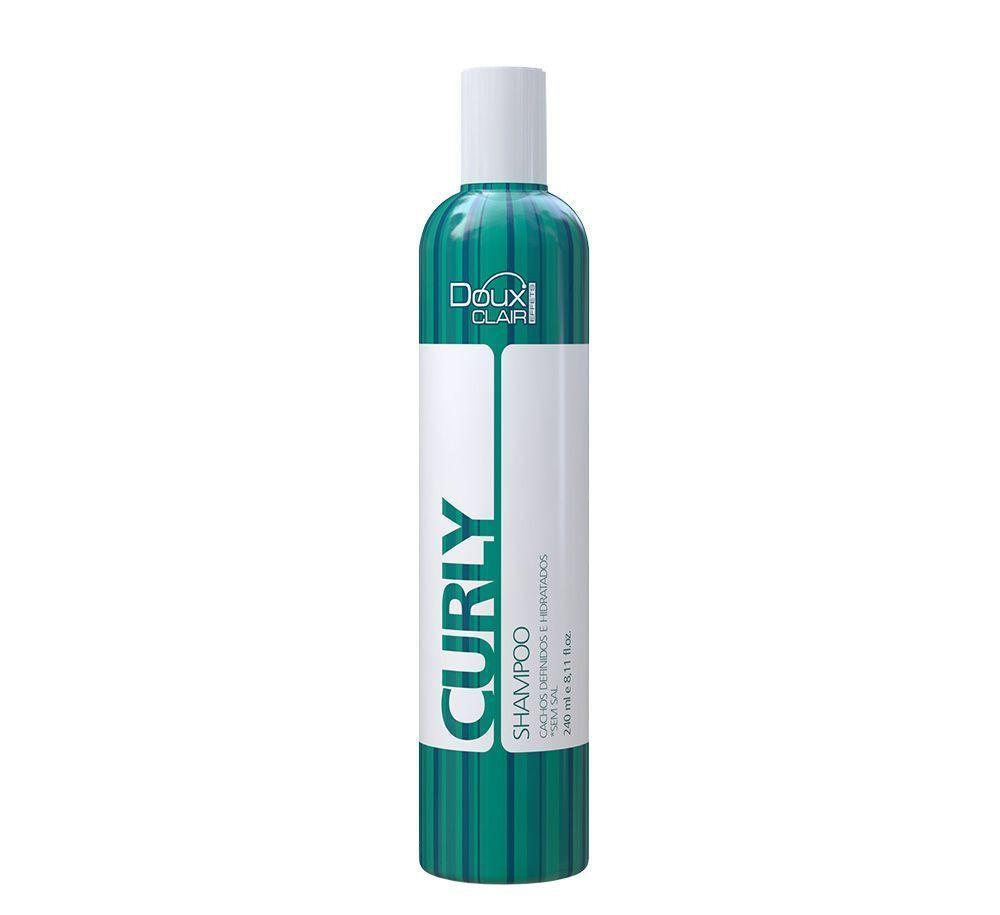 Doux Clair Effets Curly Shampoo Cachos Perfeitos 240ml