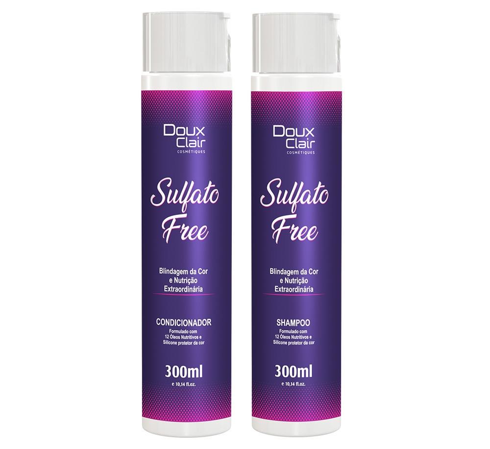 Doux Clair Sulfato Free Kit Duo