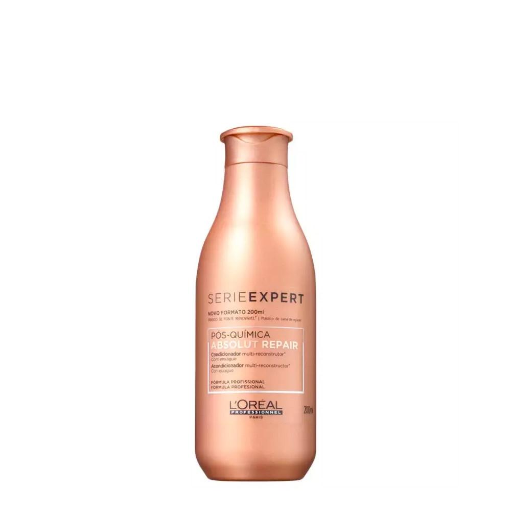 L'Oréal Absolut Repair Pós Química Shampoo 300ml