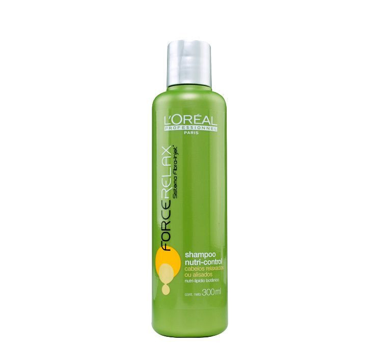 L'Oréal Force Relax Shampoo Nutri Control 300ml