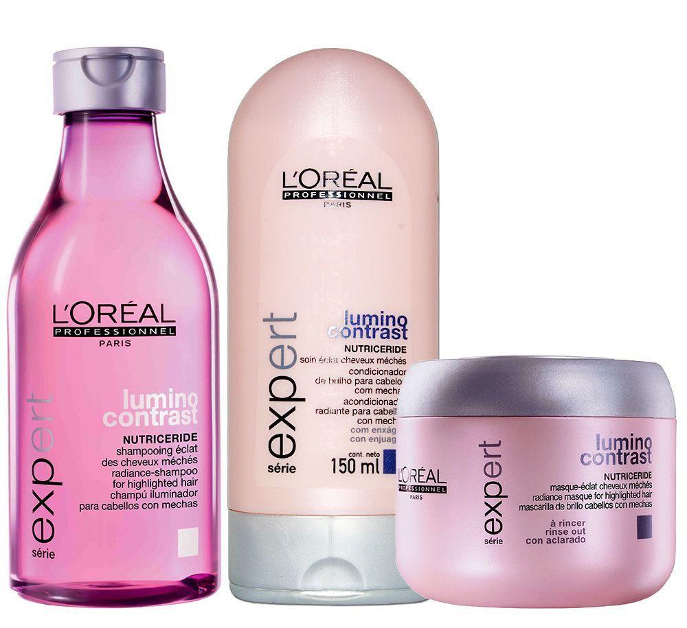 L'Oréal Lumino Contrast Kit Tratamento