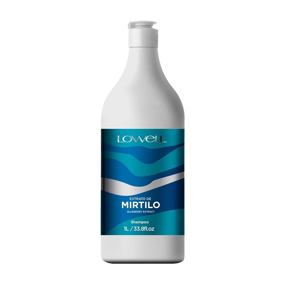 Lowell Mirtilo Shampoo Lavatório 1L