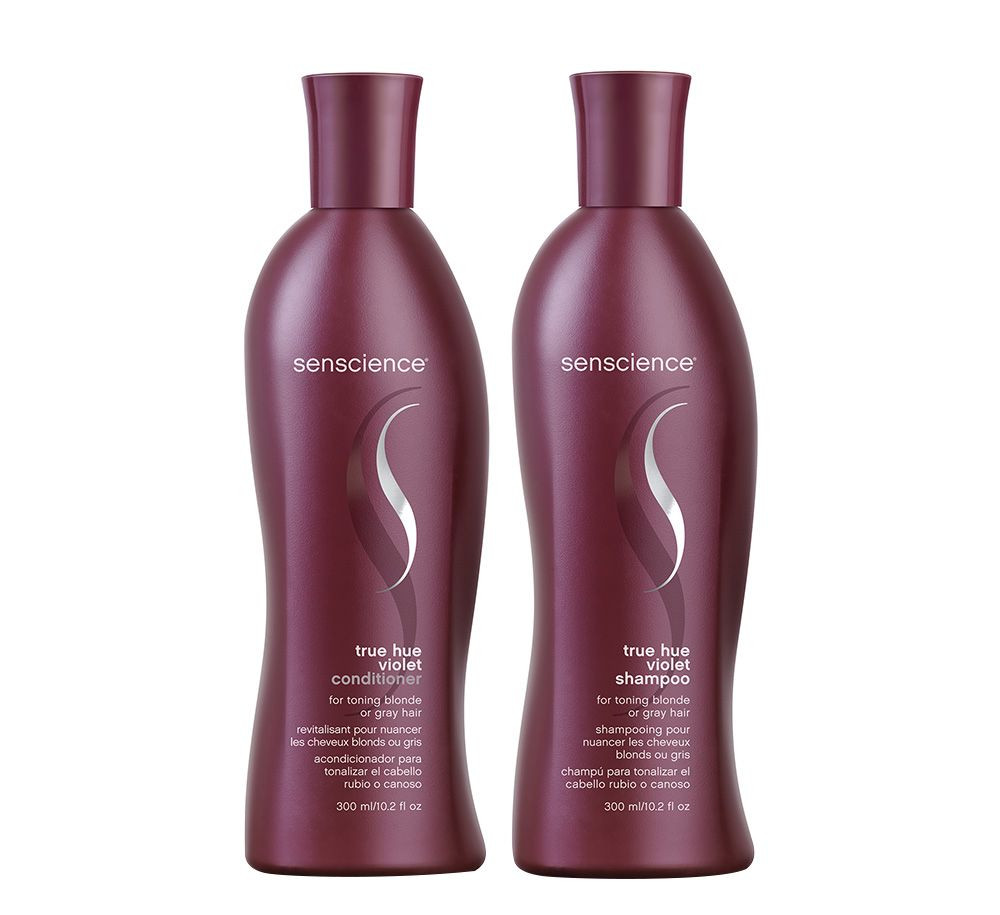 Senscience True Hue Violet Kit Duo (2x300ml)