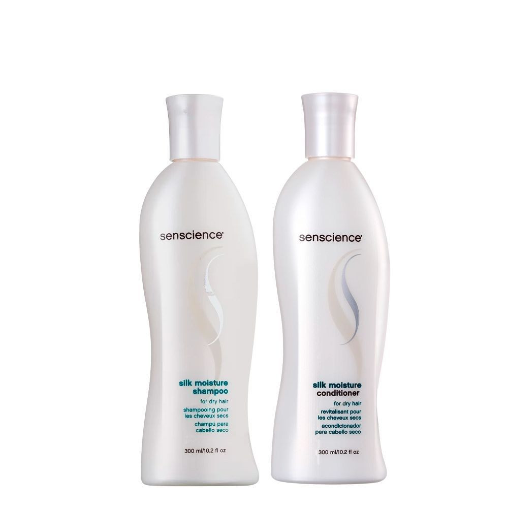 Senscience Silk Moisture Kit Duo (2x300ml)