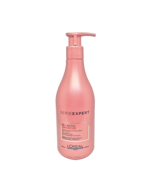 L'Oréal Inforcer Shampoo Fortificante Anti-Quebra 500ml