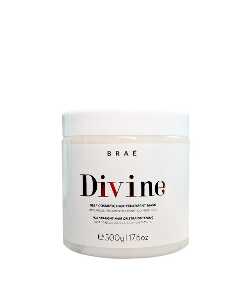 Braé Divine Absolutely Smooth Máscara Antifrizz 500g