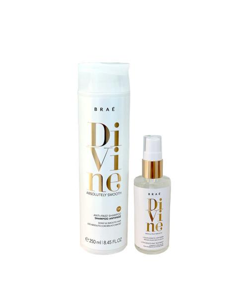 Braé Divine Absolutely Smooth Kit Cuidados (2 produtos)