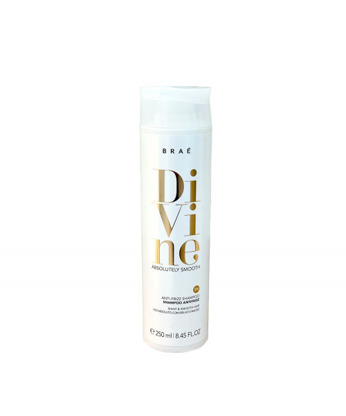Braé Divine Absolutely Smooth Shampoo Antifrizz 250ml