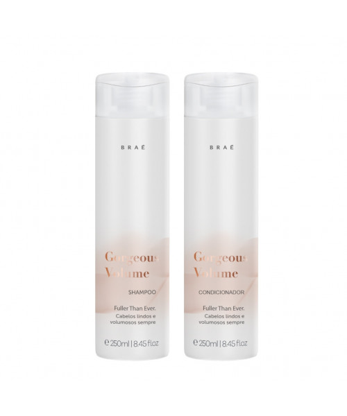 Braé Gorgeous Volume Kit Duo (2x250ml)