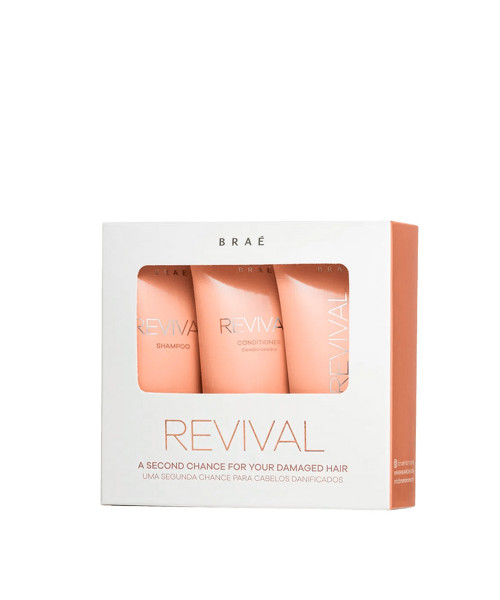 Braé Revival Kit Travel  (3x60g)