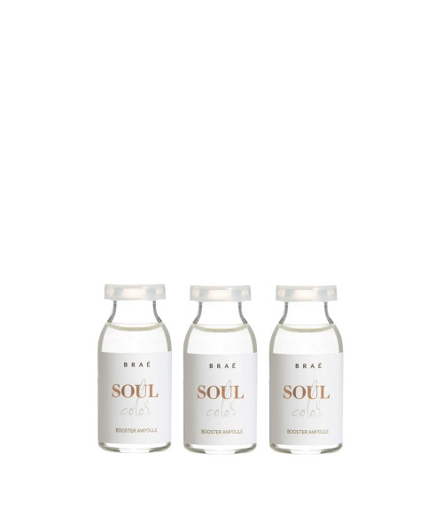 Braé Soul Color Power Dose Kit Ampolas de Tratamento (3x13ml)