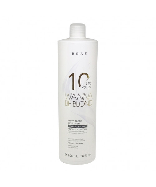 Braé Wanna Be Blond Ox. 10 Vol. 900ml