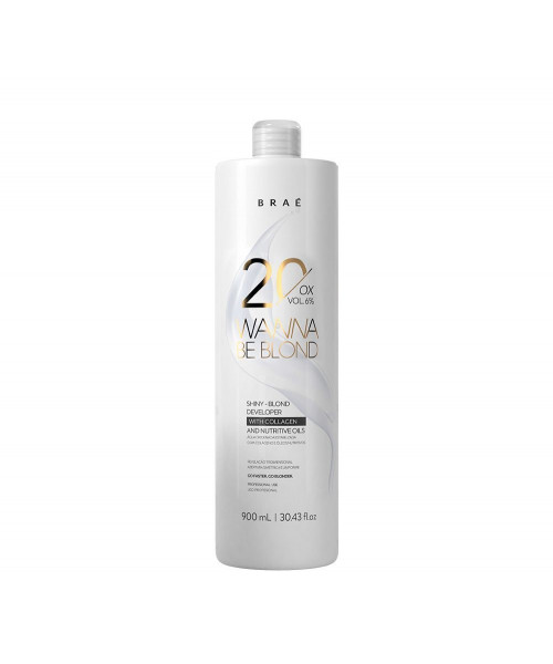Braé Wanna Be Blond Ox. 20 Vol. 900ml