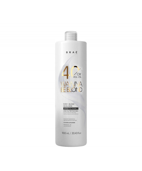 Braé Wanna Be Blond Ox. 40 Vol. 900ml