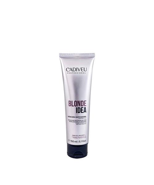 Cadiveu Idea Color Blonde Idea Máscara Matizadora 150ml