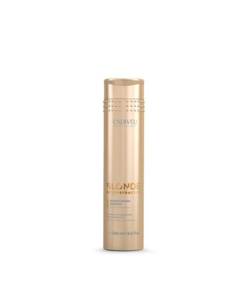 Cadiveu Blonde Reconstructor Shampoo de Reconstrução Blonde Keeper 250ml