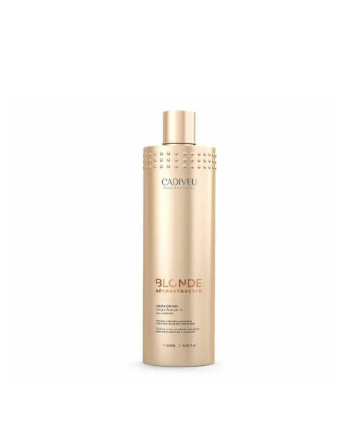 Cadiveu Blonde Reconstructor Shampoo Greeny Remover 500ml