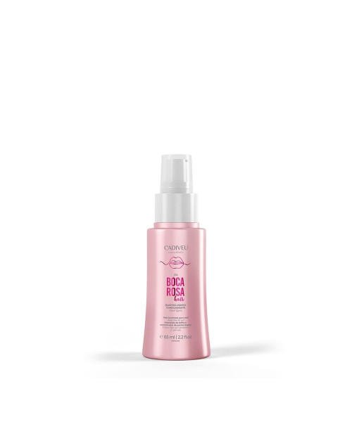 Cadiveu Boca Rosa Hair Serum Quartzo Líquido Condicionante 65ml