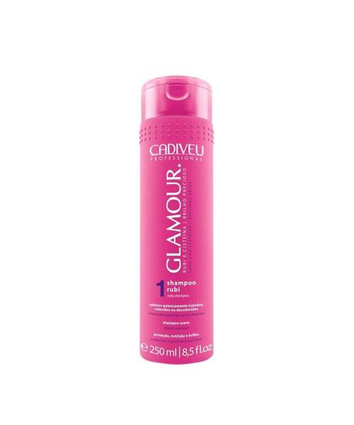 Cadiveu Glamour Shampoo Rubi 250ml
