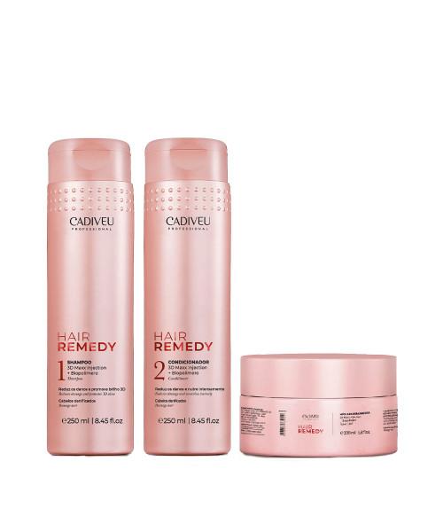 Cadiveu Hair Remedy Kit Manutenção