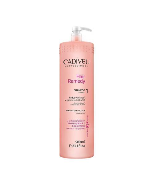 Cadiveu Hair Remedy Shampoo 980ml