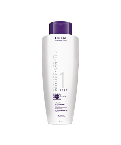 DO•HA Biolizz Keratin Complexo Ativador Semi-Definitivo 1000ml