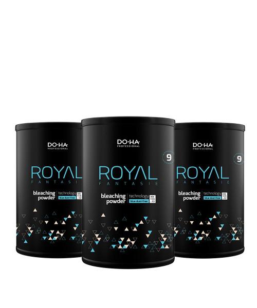 DO•HA Royal Fantasie Kit Descoloração Salão Profissional (3x500g)