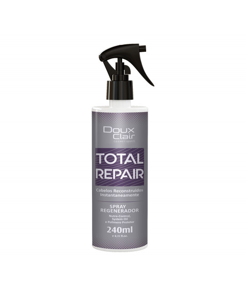 Doux Clair Total Repair Spray Regenerador 240ml