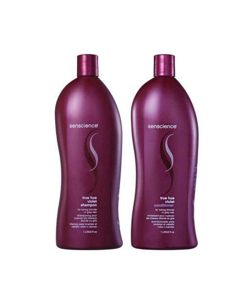 Senscience True Hue Violet Kit Duo Profissional (2x1L)