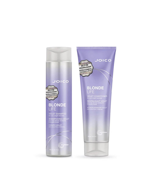 Joico Blonde Life Violet Kit Duo