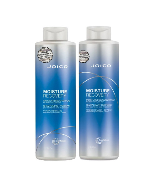 Joico Moisture Recovery Kit Duo Profissional (2x1L)
