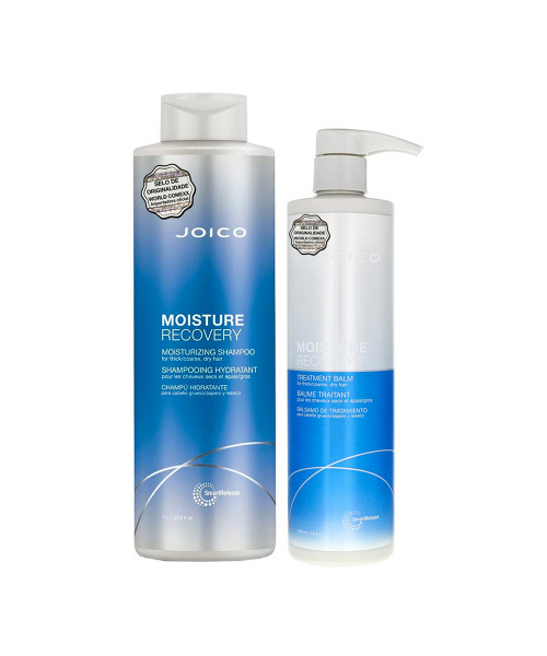 Joico Moisture Recovery Kit Tratamento Profissional