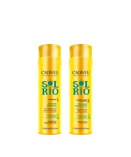 Cadiveu Sol do Rio Kit Duo Manutenção (2x250ml)