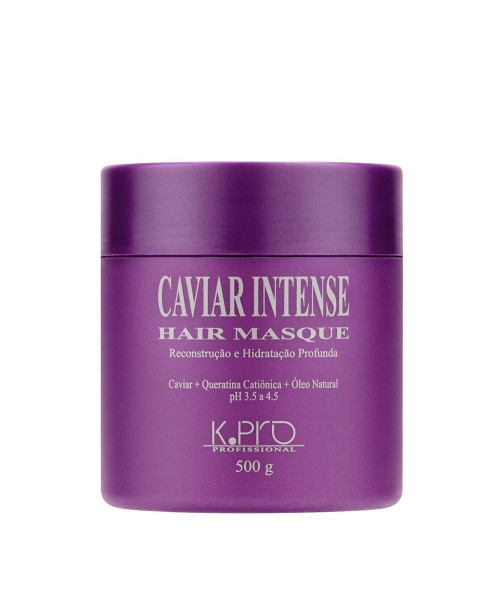 K.Pro Caviar Intense Hair Masque 500g