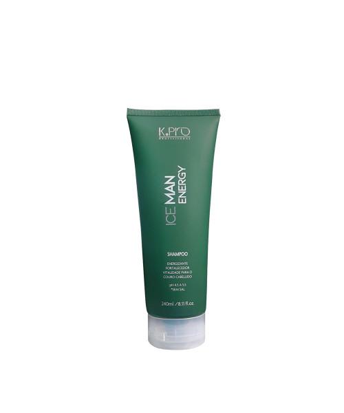 K.Pro Ice Man Energy Shampoo 240ml