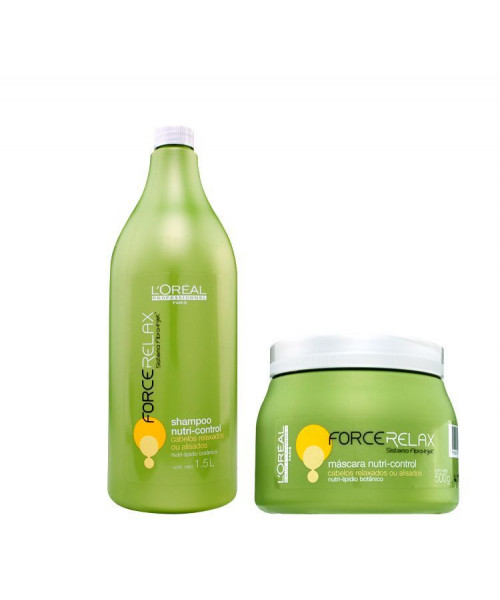 L'Oréal Force Relax Kit Cuidado Profissional