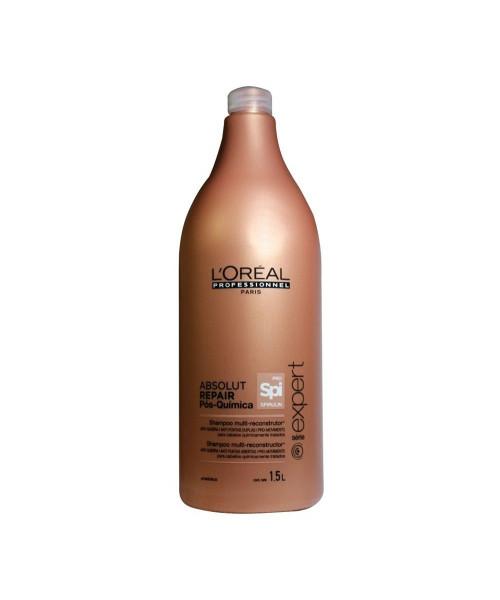 L'Oréal Absolut Repair Pós Química Shampoo 1,5L