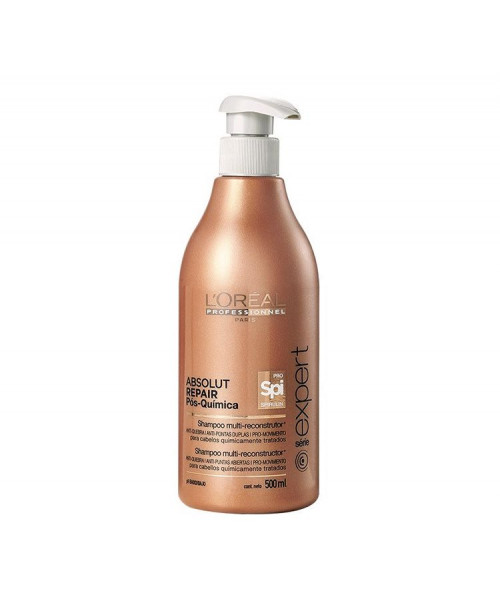 L'Oréal Absolut Repair Pós Química Shampoo 500ml