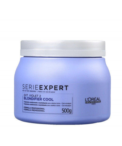 L'Oréal Blondifier Cool Máscara 500g