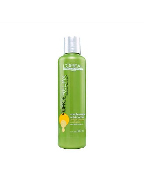 L'Oréal Force Relax Condicionador Nutri Control 300ml