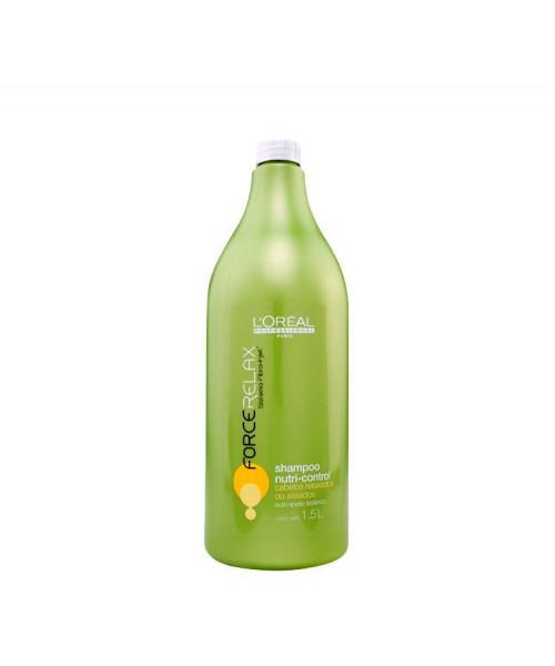 L'Oréal Force Relax Shampoo Nutri-Control- 1.500ml