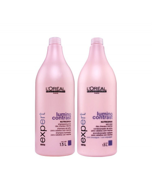 L'Oréal Lumino Contrast Kit Duo Profissional (2x1,5L)