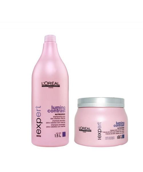 L'Oréal Lumino Contrast Kit Tratamento Profissional