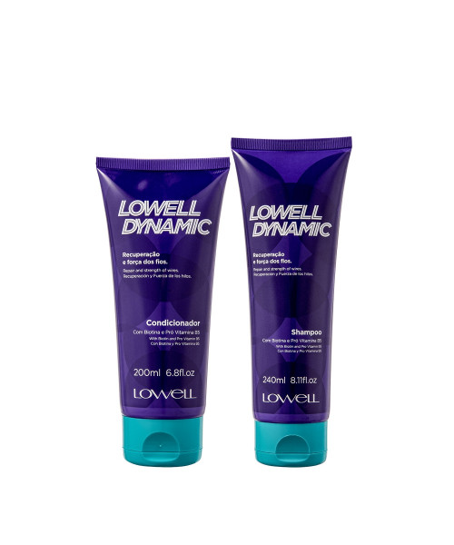 Lowell Dynamic Kit Duo (2 produtos)